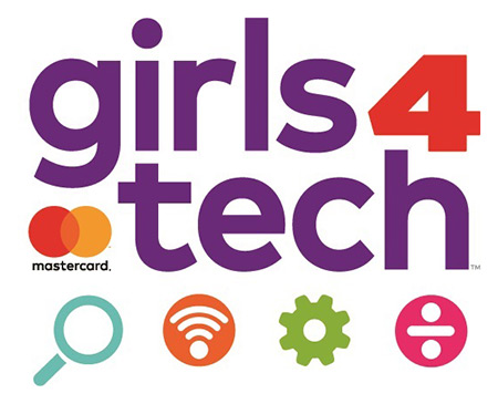 girls 4 tech logo