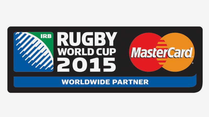 Rugby 2015 World Cup logo