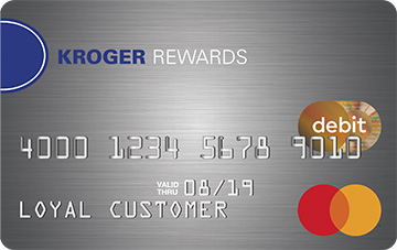Kroger Rewards Prepaid Mastercard