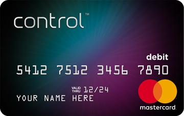 control prepaid mastercard - Prepaid Cash Card