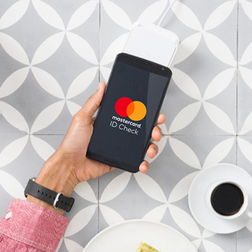 paying with cell phone | Mastercard ID Check