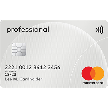 Business credit cards best mastercard small business credit mastercard professional credit card separate business colourmoves Choice Image