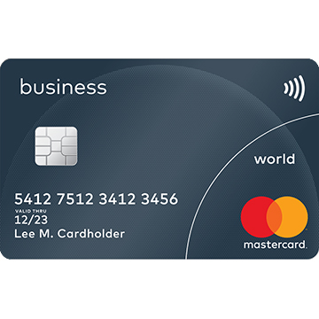 Business Credit Cards  Best Mastercard Small Business Credit