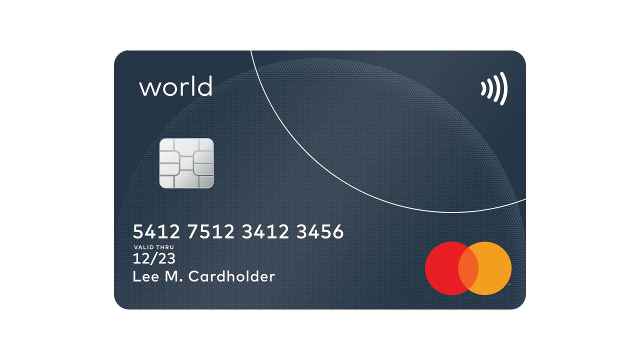 Travel Lifestyle Benefits World Mastercard Credit Card