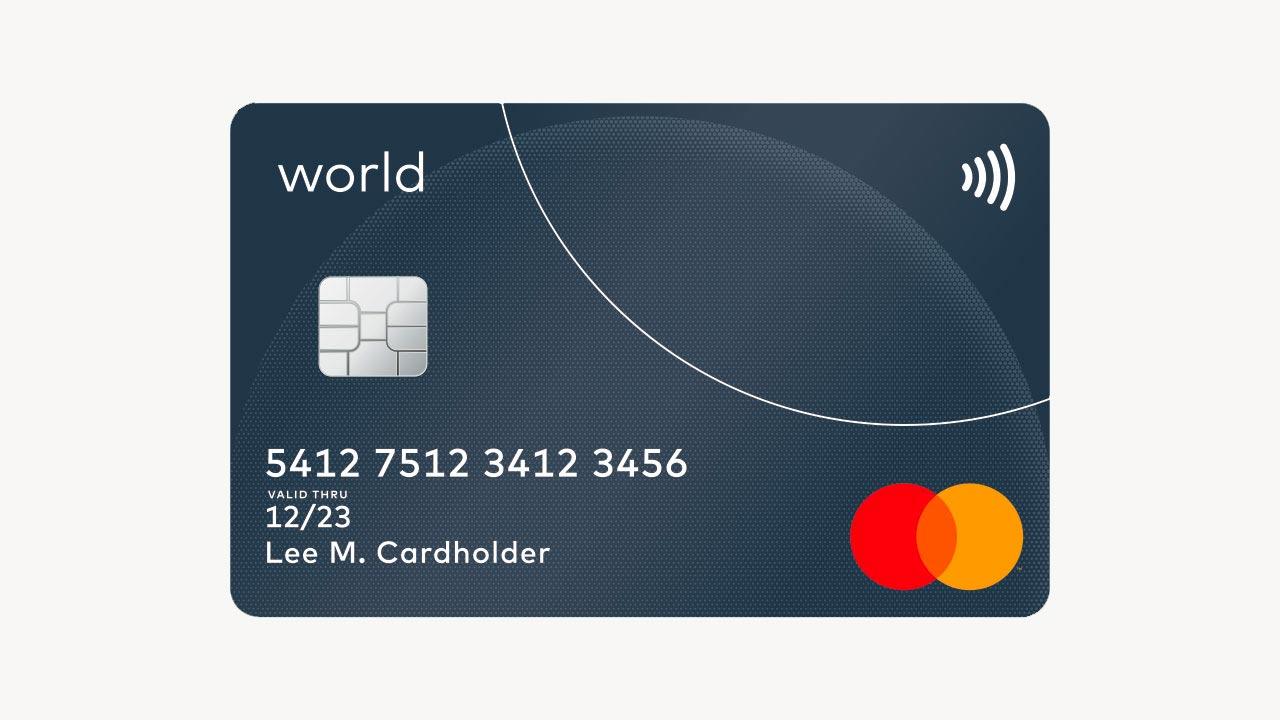 Travel & Lifestyle Benefits World Mastercard Credit Card
