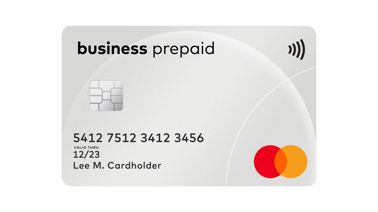 Business Prepaid Card by Mastercard  Prepaid Credit & Debit Cards